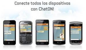 ChatON, una nueva opción similar a Whatsapp, de la mano de Samsung