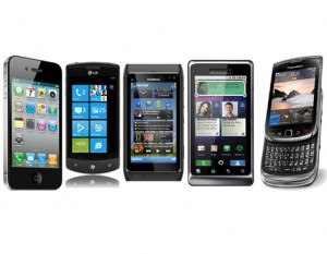 Comparación Cual sera el mejor : iOS 5 vs Android 4.0 vs Blackberry OS 7 vs Windows Phone 7.5 Mango